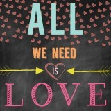 Icon for the Gathering Nashville series: All We Need is Love