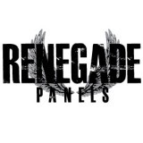 Logo for a product, Renegade Panels, by Sips of the South