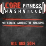 Event Poster for Core Fitness Nashville